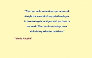 Yehuda Amichai,