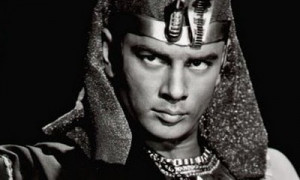 Photo found with the keywords: Yul Brynner rameses quotes