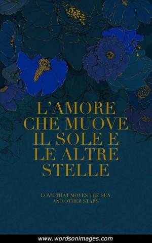 Italian love quot...