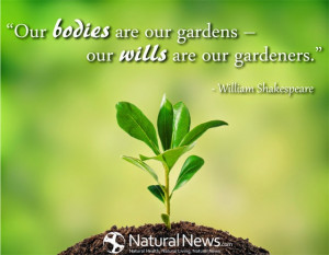 ... gardens to which our wills are gardeners william shakespeare othello