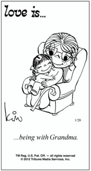 Love is...Our Grandchildren!!!