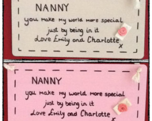 Popular items for nanny