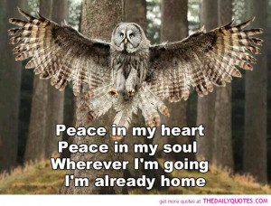 Owl Quotes And Sayings Picfly
