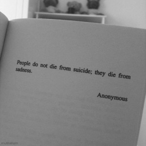 depression / Tumblr on we heart it / visual bookmark #39021496