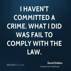 david dinkins david dinkins i haventmitted a crime what i did was