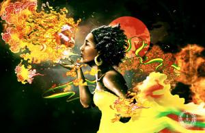 Bob Marley Rasta Revolution