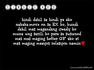 Inspirational Love Quotes Tagalog Tumblr