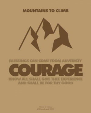 Mountains to Climb By President Henry B. Eyring