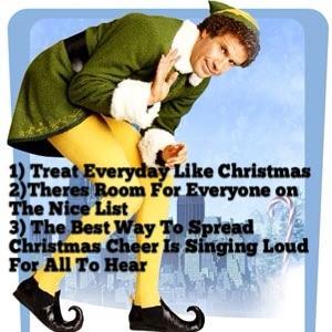 Elf = Best Movie Ever!