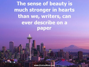 ever describe on a paper Mikhail Lermontov Quotes StatusMind