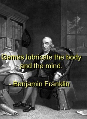 Benjamin Franklin Masonic Quotes