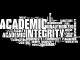 Wordle: Academic Integrity