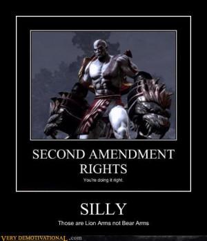 Funny 2nd Amendment