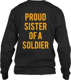 Army Sister Quotes And Sayings #army #sister #siblings