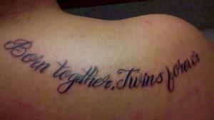 Twin Tattoos