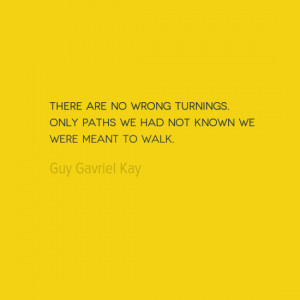 Today's Travel Quote of the Week is by Guy Gavriel Kay, Canadian ...