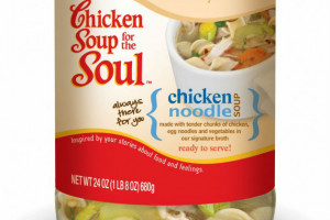 Chicken Soup For The Soul...