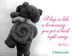 Friendship Hug...