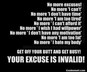 Exercise Quotes, Sayings about fitness