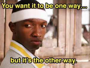 It's the Other Way - Marlo