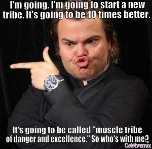 Jack Black's Awesome Quotes
