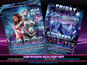 for amazing flyer designs visit www.djemir.com/designs.html or call us ...
