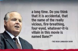 Quotes by Rush Limbaugh