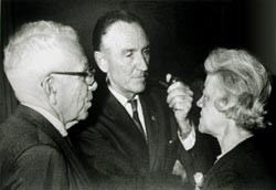Senator George Aiken Vermont