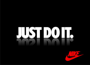 Just Do It | Nike Just Do It Banner | Why Nike Is Successful | Just Do ...
