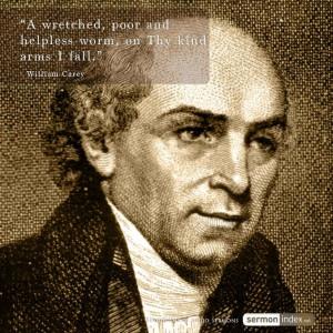 William Carey Quote