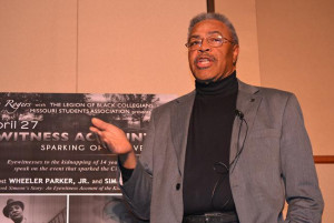 Cousin and eyewitness to Emmett Till kidnapping.
