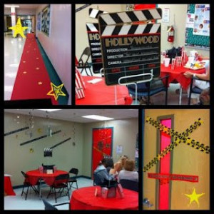 AWESOME Teacher Appreciation Week ideas! Red Carpet Star treatment ...