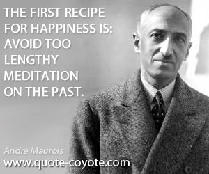 Andre Maurois Quote