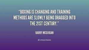 Boxing Training Quotes