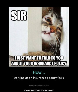 Insurance agent quotes
