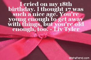 18th Birthday Quotes For Boys Happy 18th birthday!