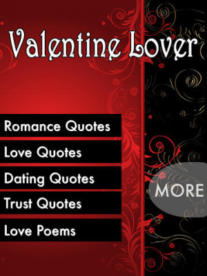 Valentine Romantic Love Quotes for Dating, Relationships and Marriage