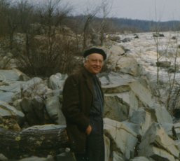 Hans-Georg Gadamer at Great Falls, VA