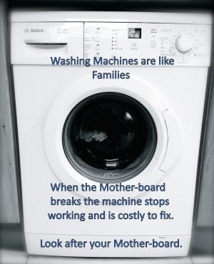 Washing machine quote