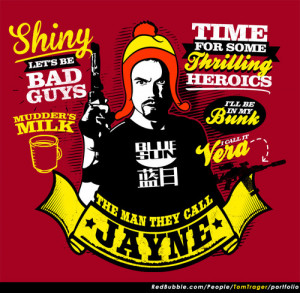 Firefly Quotes Jayne Top quotes from the hero of