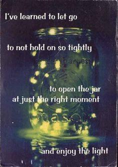 Fireflies-Mason Jars & Hot Summer Nights