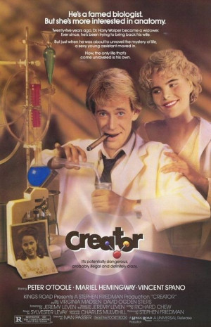 Creator (1985): Image 2 of 2