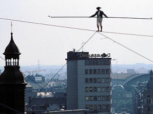 Acrophobia Acrophobia is, quite simply, the fear of heights.