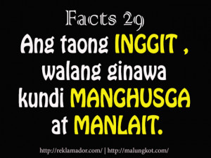 fact29 Inggit Quotes and Taray Quotes
