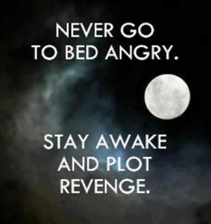 http://quotespictures.com/never-go-to-bed-angry-funny-quote/