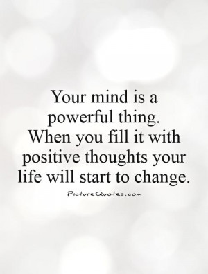 thinking quotes change your thoughts and you change your world quotes