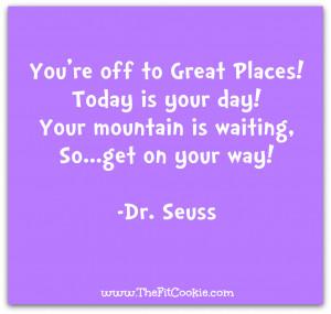 ... authors. I love him and so do my kids. Happy Birthday Dr. Seuss