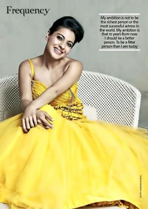 Kajol on Filmfare Photoshoot