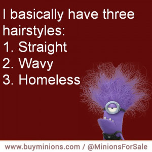 minions-quote-hairstyle-funny