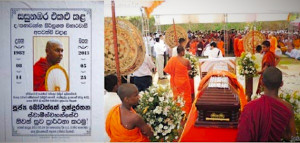 Burning for (Sinhala) Buddhism?